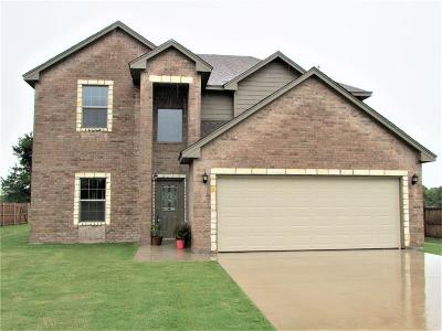 Stephenville Single Family Home For Sale: 1110 Elk Ridge Drive