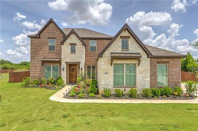 Burleson Single Family Home For Sale: 880 Prairie Timber Road