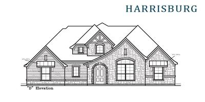Waxahachie Single Family Home For Sale: 1107 Autumn Trail