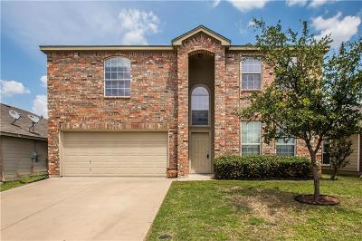 Fort Worth Single Family Home For Sale: 14024 Firebush Lane