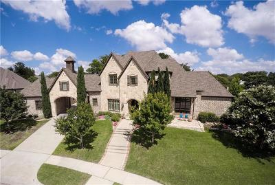 Coppell Single Family Home For Sale: 476 Hidden Valley Drive