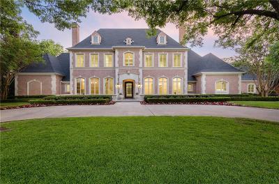 Preston Hollow, Preston Hollow Rev Single Family Home For Sale: 9025 Douglas Avenue