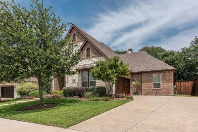 Coppell Single Family Home For Sale: 152 Amberwood Drive