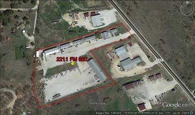 Weatherford Commercial For Sale: 2211 Fm 920