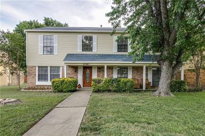Garland Single Family Home Active Contingent: 1134 Melissa Lane