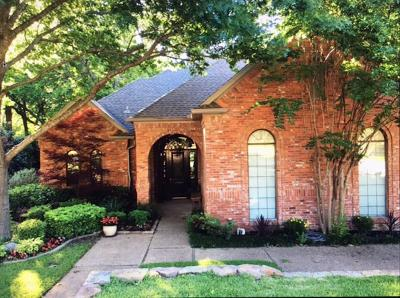 McKinney Rental For Rent: 2623 Clublake Trail