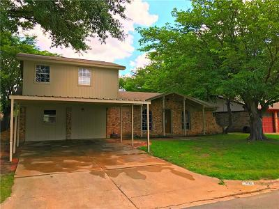 Everman Single Family Home For Sale: 516 Christie Court