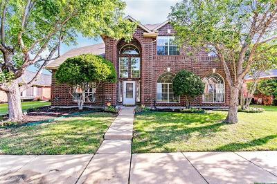 The Colony Single Family Home For Sale: 4516 Lake Ridge Drive