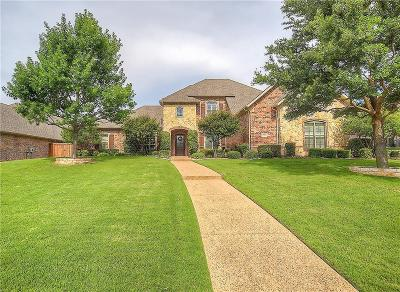 Garland Single Family Home For Sale: 7505 Sugarbush Drive