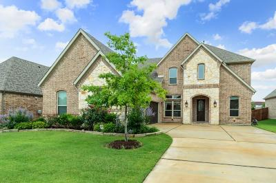 Keller Single Family Home For Sale: 1074 Brookfield Path
