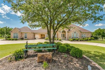Burleson Single Family Home For Sale: 10021 Tantarra Drive
