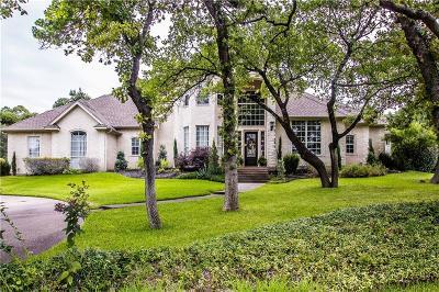 Hudson Oaks Single Family Home Active Kick Out: 140 Allie Court