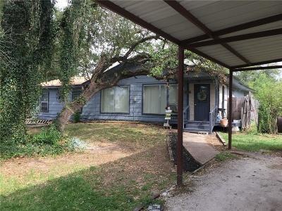 Western Lake Estates Single Family Home For Sale: 401 Western Lake Drive