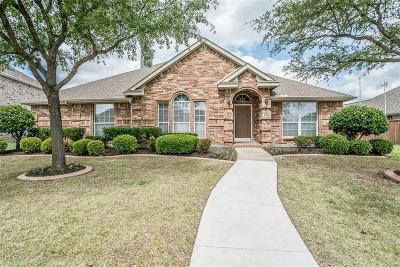 Frisco Single Family Home Active Contingent: 3758 Palace Place