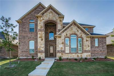 Allen Single Family Home Active Contingent: 1105 Stampede Drive