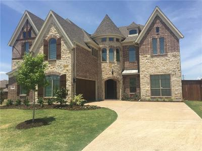 Allen Single Family Home For Sale: 1500 Snowberry Drive