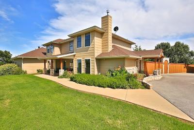 Abilene Single Family Home For Sale: 341 County Road 332