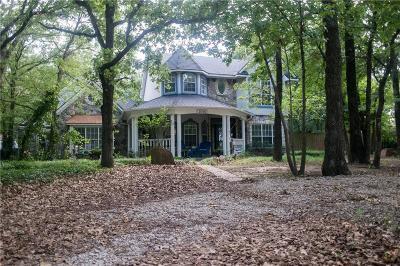 Crandall, Combine Single Family Home For Sale: 1040 Oak Hollow Lane
