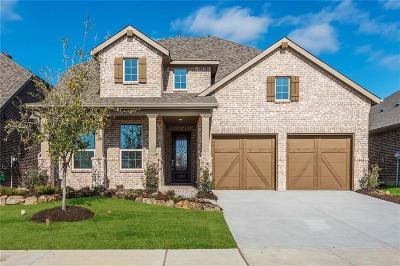 Celina Single Family Home For Sale: 1512 Cherry Blossom Lane