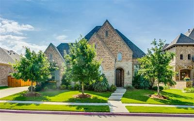 The Colony Single Family Home For Sale: 7617 Blackhall