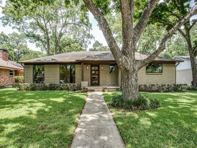 Single Family Home For Sale: 7015 Arboreal Drive