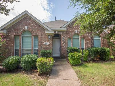 Frisco Single Family Home For Sale: 11637 Mansfield Drive
