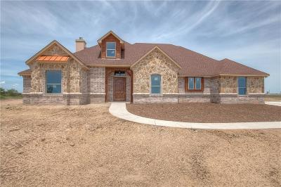 Weatherford Single Family Home For Sale: 130 Hicks Lane