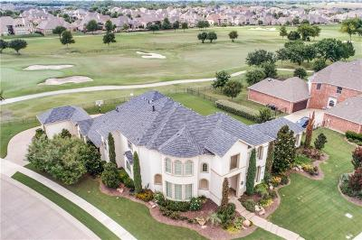 Prosper Single Family Home For Sale: 1131 Crooked Stick Drive