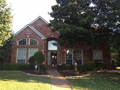 Coppell Single Family Home For Sale: 915 Village Parkway