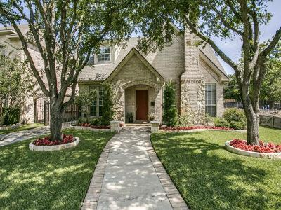 Single Family Home For Sale: 6163 Palo Pinto Avenue