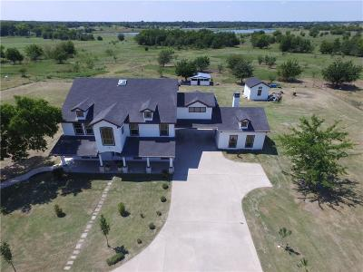 Wills Point Single Family Home For Sale: 15883 Co Rd 347