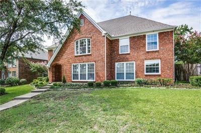 Carrollton Single Family Home For Sale: 2122 Menton Drive