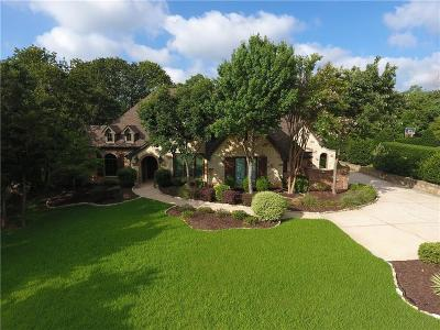Flower Mound Single Family Home For Sale: 5109 River Hill Drive