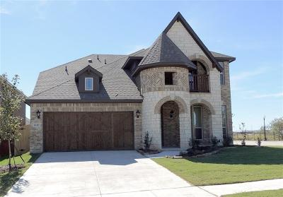 Aledo Single Family Home For Sale: 800 Sunflower Court