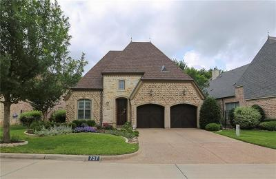 Colleyville Single Family Home For Sale: 737 Creekview Lane