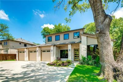 Dallas Single Family Home For Sale: 10416 Marsh Lane