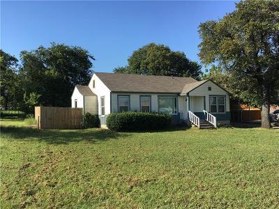 Azle Single Family Home For Sale: 109 Walnut Creek Drive