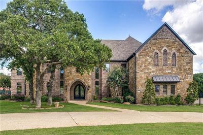 Mansfield Single Family Home For Sale: 7217 Heritage Oaks Drive