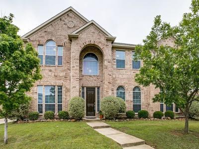 Murphy Single Family Home For Sale: 628 Laredo Drive