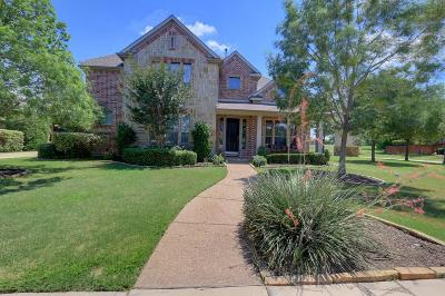Keller Single Family Home For Sale: 300 Foxcroft Lane