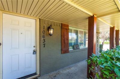 Dallas Single Family Home For Sale: 10637 Royal Club Lane
