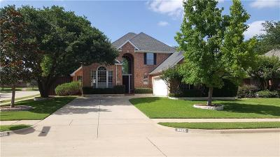 Flower Mound Single Family Home Active Contingent: 3520 Brightstone Court