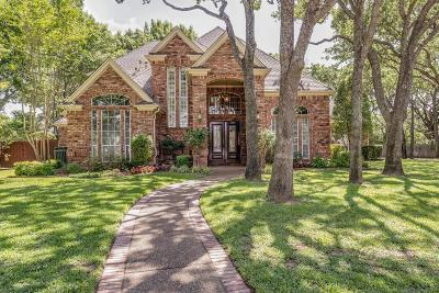Colleyville Single Family Home For Sale: 101 Franklin Court