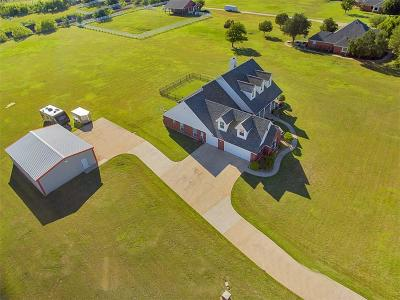 Haslet Single Family Home Active Contingent: 13313 Willow Creek Drive