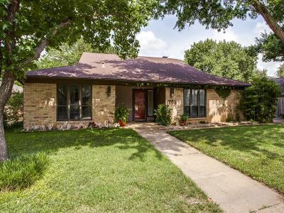 Richardson Single Family Home For Sale: 1906 Cap Rock Drive