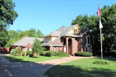 Grand Prairie Single Family Home For Sale: 3602 Corn Valley Road