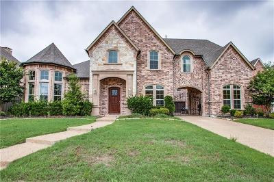 Allen Single Family Home For Sale: 2259 Wakefield Lane