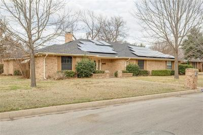 Fort Worth Single Family Home For Sale: 4808 Countryside Court E