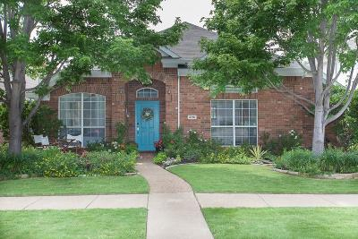 The Colony Single Family Home For Sale: 5716 Green Hollow Lane