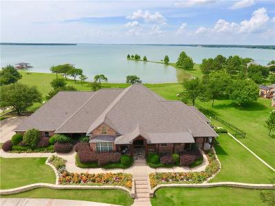 Angus, Barry, Blooming Grove, Chatfield, Corsicana, Dawson, Emhouse, Eureka, Frost, Hubbard, Kerens, Mildred, Navarro, No City, Powell, Purdon, Rice, Richland, Streetman, Wortham Single Family Home For Sale: 603 Sunset Point